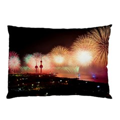 Kuwait Liberation Day National Day Fireworks Pillow Case (two Sides)