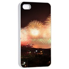 Kuwait Liberation Day National Day Fireworks Apple Iphone 4/4s Seamless Case (white)