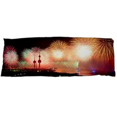 Kuwait Liberation Day National Day Fireworks Body Pillow Case Dakimakura (two Sides)