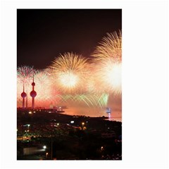 Kuwait Liberation Day National Day Fireworks Small Garden Flag (two Sides)