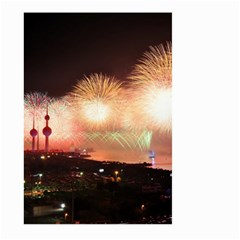 Kuwait Liberation Day National Day Fireworks Large Garden Flag (two Sides)