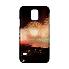 Kuwait Liberation Day National Day Fireworks Samsung Galaxy S5 Hardshell Case