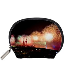 Kuwait Liberation Day National Day Fireworks Accessory Pouches (small)