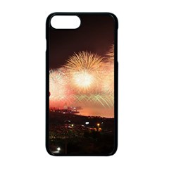Kuwait Liberation Day National Day Fireworks Apple Iphone 7 Plus Seamless Case (black)