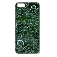 Morning Dew Apple Seamless Iphone 5 Case (clear)