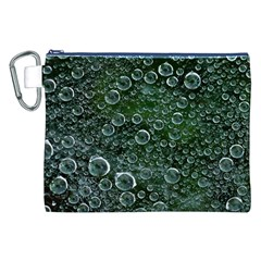 Morning Dew Canvas Cosmetic Bag (xxl)
