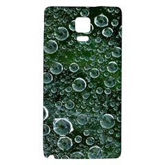 Morning Dew Galaxy Note 4 Back Case