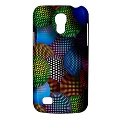Multicolored Patterned Spheres 3d Galaxy S4 Mini