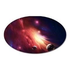 Nebula Elevation Oval Magnet