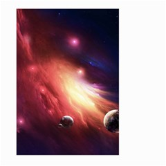 Nebula Elevation Large Garden Flag (two Sides)