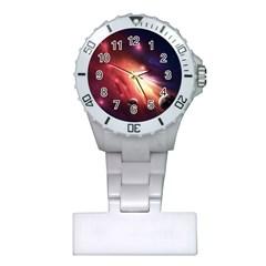 Nebula Elevation Plastic Nurses Watch