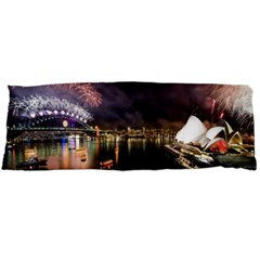 New Year's Evein Sydney Australia Opera House Celebration Fireworks Body Pillow Case Dakimakura (two Sides)