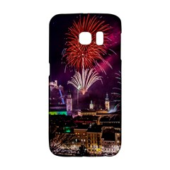 New Year New Year's Eve In Salzburg Austria Holiday Celebration Fireworks Galaxy S6 Edge