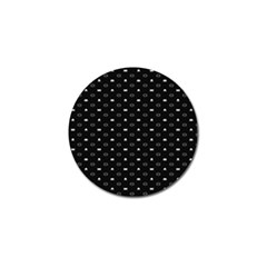 Space Black Golf Ball Marker (10 pack)