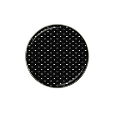 Space Black Hat Clip Ball Marker (10 pack)