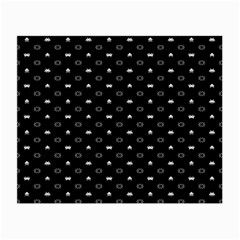 Space Black Small Glasses Cloth (2-Side)