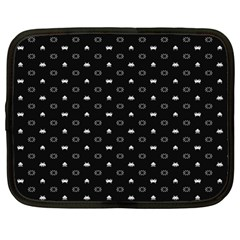 Space Black Netbook Case (Large)
