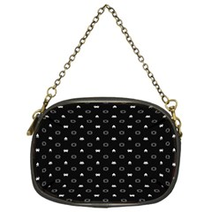 Space Black Chain Purses (One Side)
