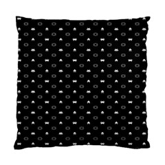 Space Black Standard Cushion Case (One Side)