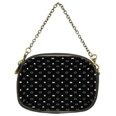 Space Black Chain Purses (Two Sides)