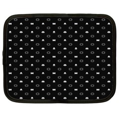 Space Black Netbook Case (XL)