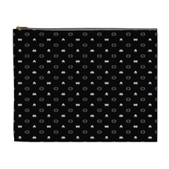 Space Black Cosmetic Bag (XL)