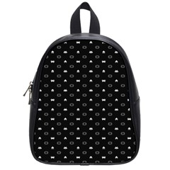 Space Black School Bags (Small)