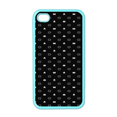 Space Black Apple iPhone 4 Case (Color)