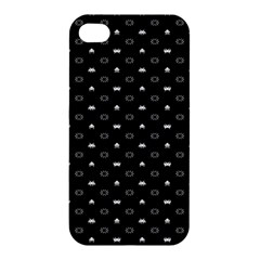 Space Black Apple iPhone 4/4S Hardshell Case