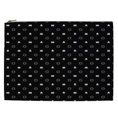 Space Black Cosmetic Bag (XXL)