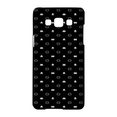 Space Black Samsung Galaxy A5 Hardshell Case