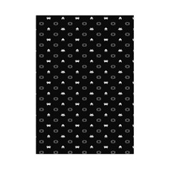 Space Black Small Tapestry