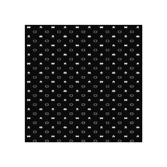 Space Black Square Tapestry (Small)