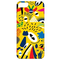 Yellow Eye Animals Cat Apple iPhone 5 Classic Hardshell Case