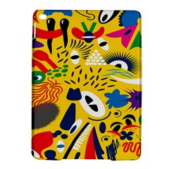 Yellow Eye Animals Cat iPad Air 2 Hardshell Cases