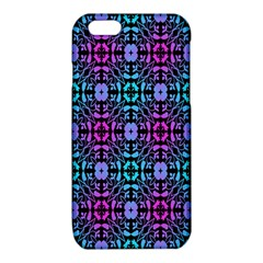 Star Flower Background Pattern Colour iPhone 6/6S TPU Case