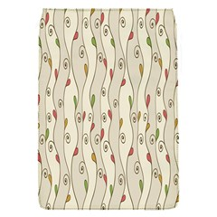 Flower Floral Leaf Flap Covers (s)