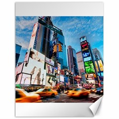 New York City Canvas 18  X 24