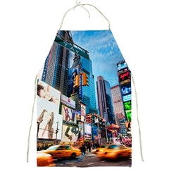 New York City Full Print Aprons