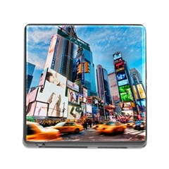 New York City Memory Card Reader (square)