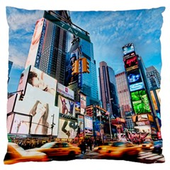 New York City Standard Flano Cushion Case (two Sides)