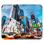 New York City Double Sided Flano Blanket (Small)  50 x40 Blanket Back