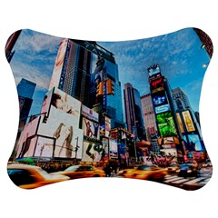 New York City Jigsaw Puzzle Photo Stand (Bow)