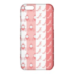 Modelos Toppers Princesa Handcrafted Studio Train King Pink iPhone 6/6S TPU Case