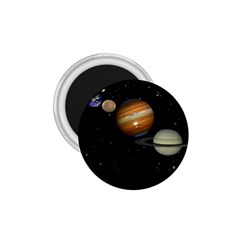 Outer Space Planets Solar System 1 75  Magnets