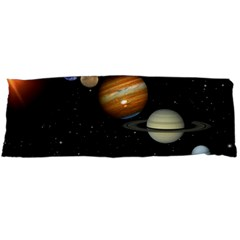Outer Space Planets Solar System Body Pillow Case Dakimakura (two Sides)