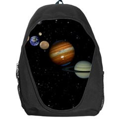 Outer Space Planets Solar System Backpack Bag