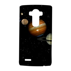 Outer Space Planets Solar System LG G4 Hardshell Case