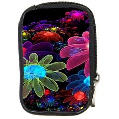 Nice 3d Flower Compact Camera Cases