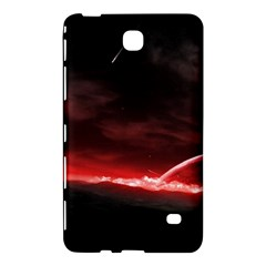 Outer Space Red Stars Star Samsung Galaxy Tab 4 (8 ) Hardshell Case